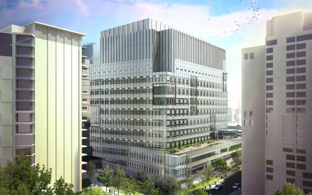 Brigham & Women's Hospital- Building for the Future