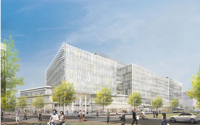 APH Partners with Turner Construction on Harvard Allston Science Complex