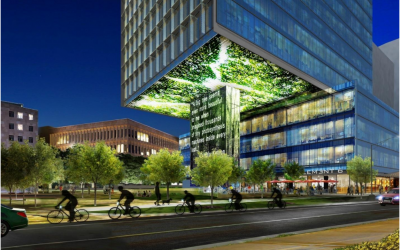 APH Partners with Turner Construction on Kendall Square Initiative-SoMa Parking Garage