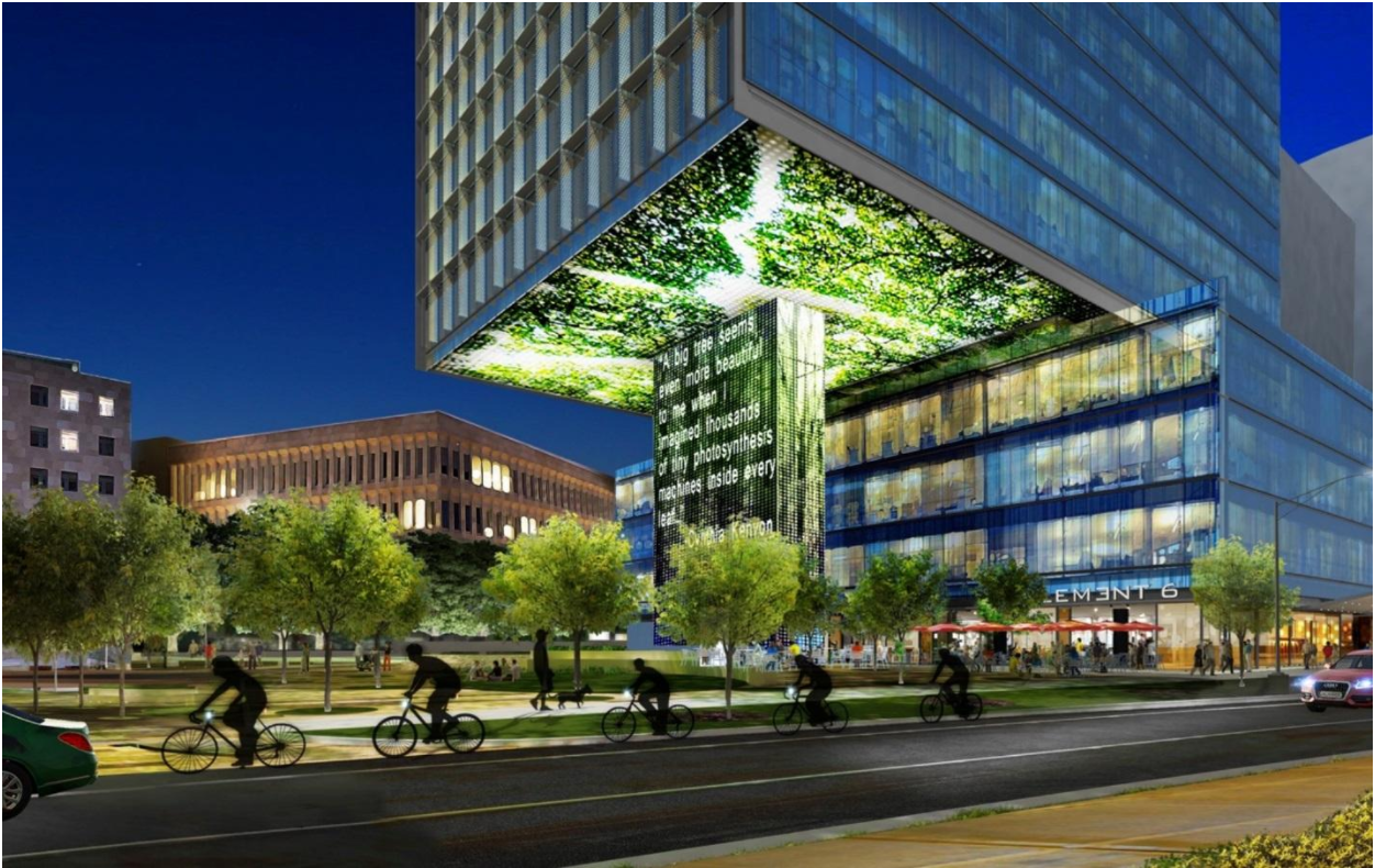 Aph Partners With Turner Construction On Kendall Square